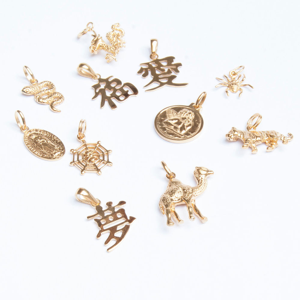 charm collection - seol-gold