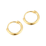 9ct gold - cartilage hoop - seolgold
