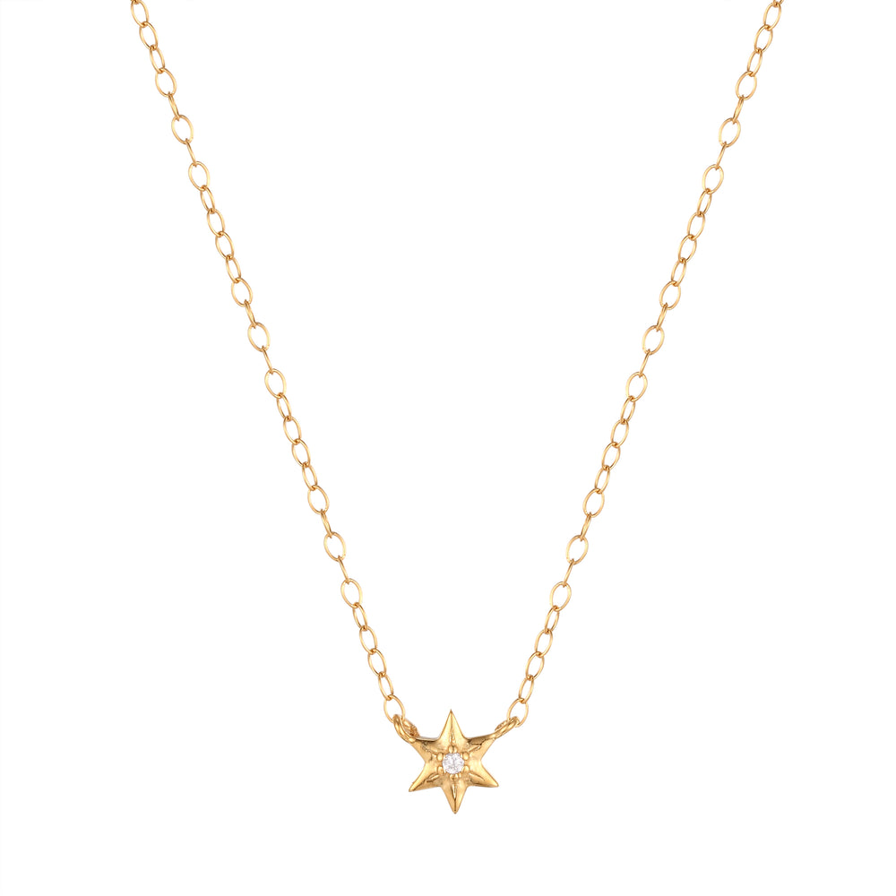 star necklace - seolgold