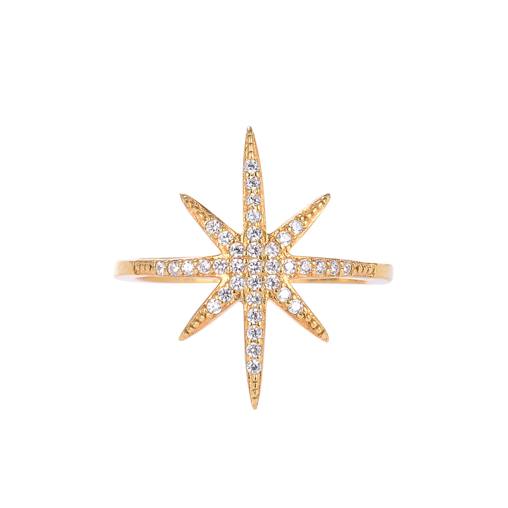 north star ring - seolgold