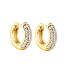 gold hoops - seolgold