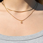 gold pendant - seol-gold