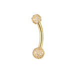 9ct gold - body piercing - seolgold