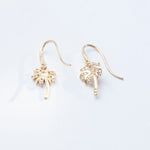Gold Earrings - seol-gold