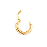 9ct Gold Hoop - seol-gold