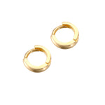 9ct Yellow Gold Tiny Huggies