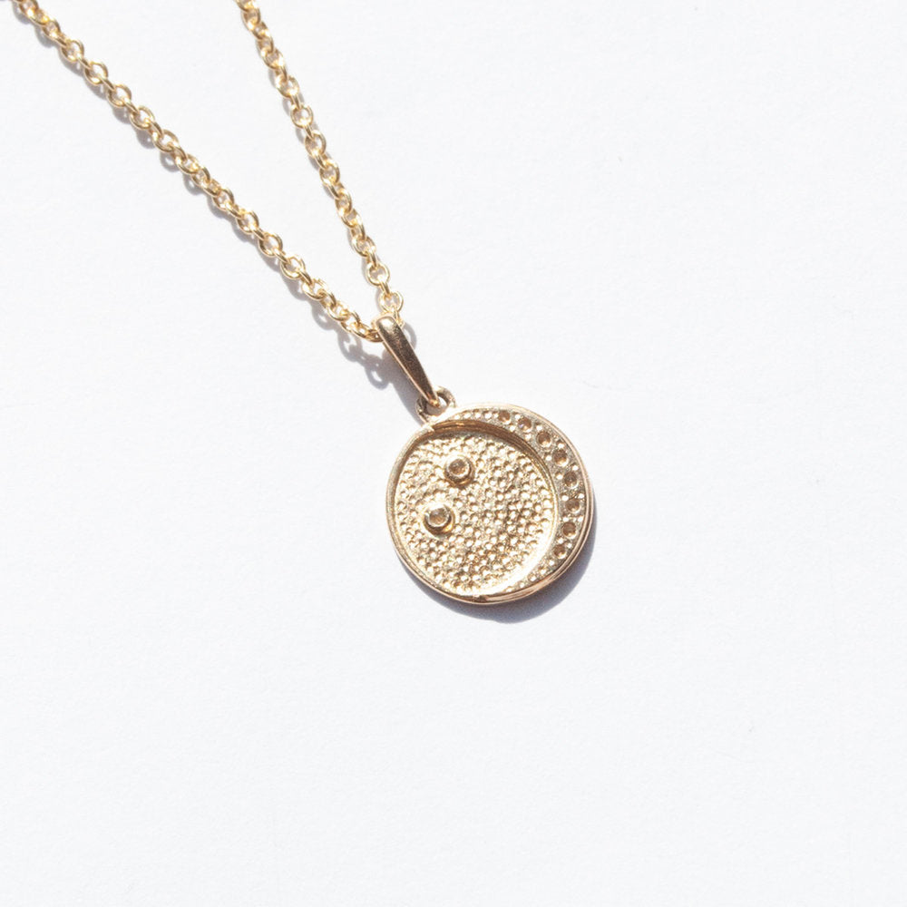 constellation pendant - seol-gold