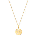 star sign pendant - seol-gold