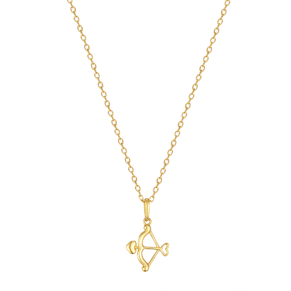 friendship arrow - necklace - seolgold