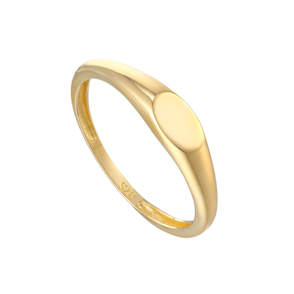 9ct ring - seol gold