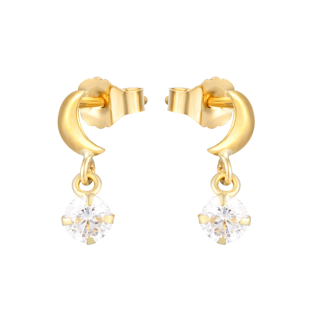 9ct Gold Studs - seol-gold