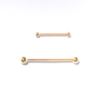scaffold bar ear - seol-gold