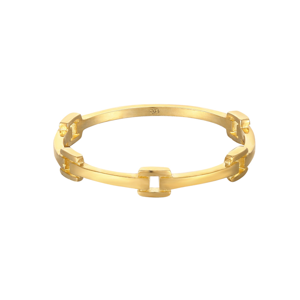 9ct Gold Ring - seol-gold