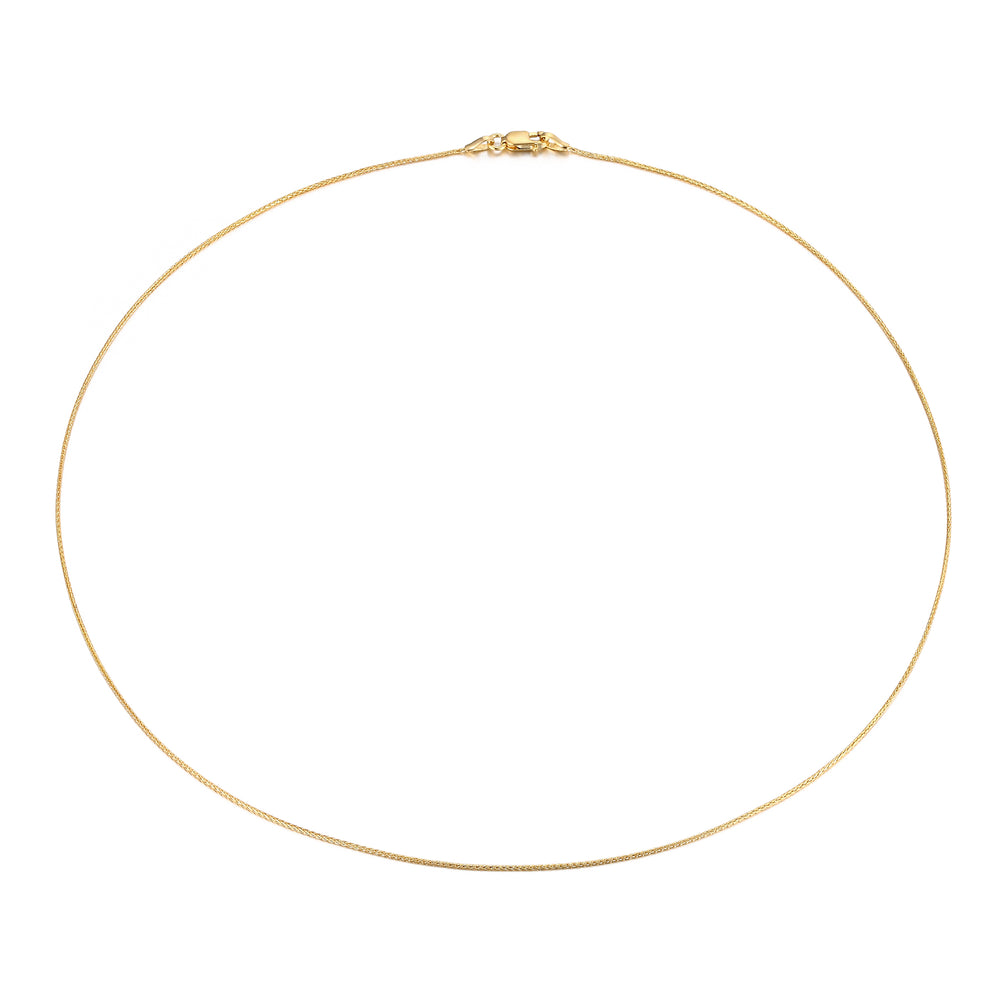 9ct Gold Chain - seol-gold