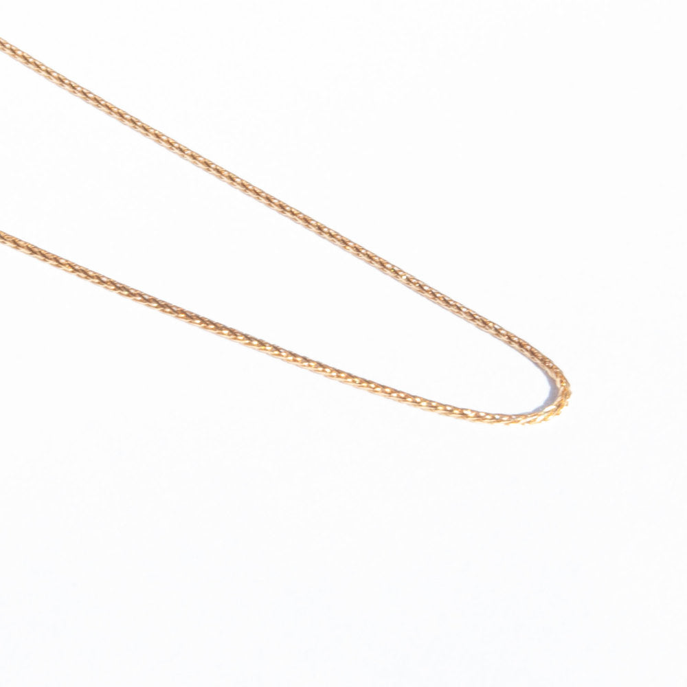 "9ct Gold Spiga 17"" Chain - seol-gold"