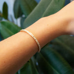 Cuff Bangle - seol-gold