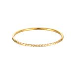 9ct Gold Rope Band - seol-gold