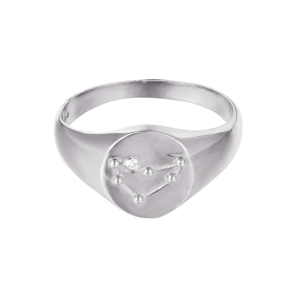 constellation ring - seol-gold