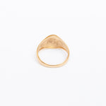 silver constellation ring - seol-gold
