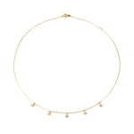 9ct necklace - seol gold