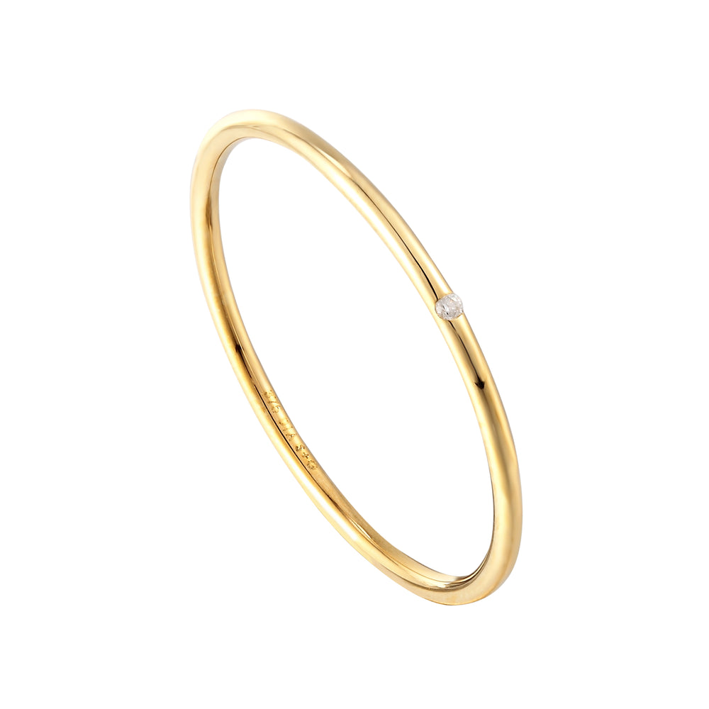 Diamond Ring - seol-gold