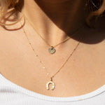 9ct Gold Necklace - seol-gold