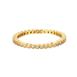 CZ Eternity Band