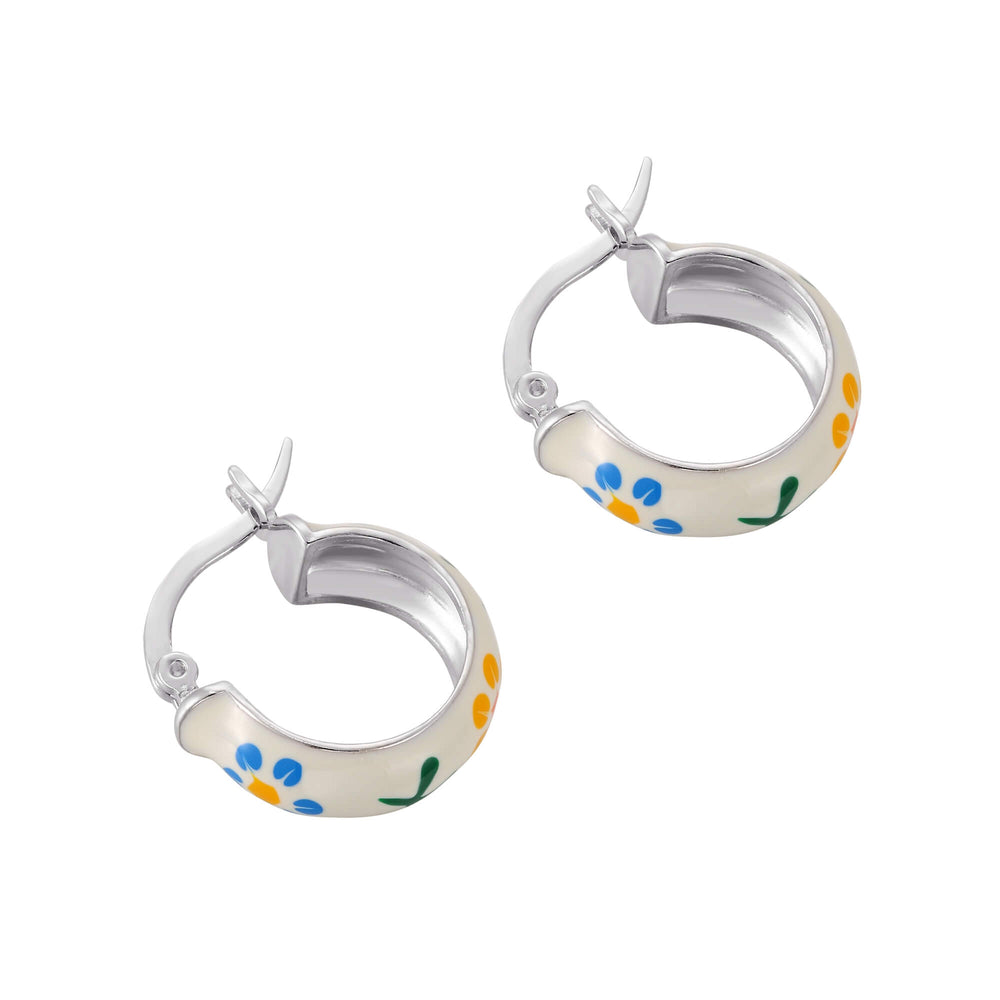 painted hoops - seolgold