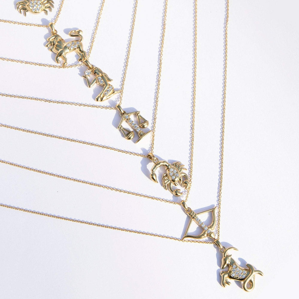 silver necklace - seol gold