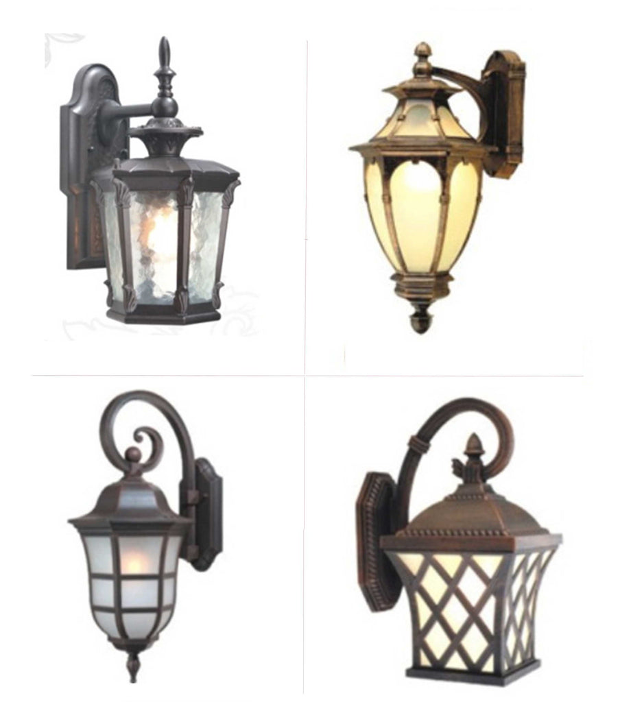 Outdoor Wall Lamp Collection