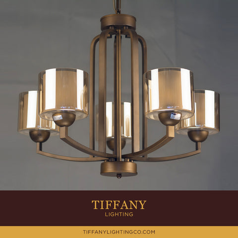 American Brown Classic Chandelier