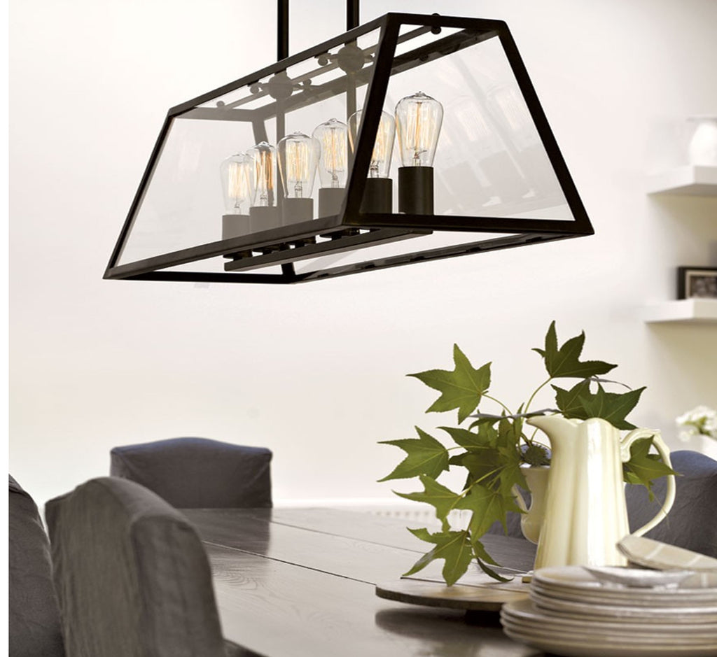 Industrial Loft Pendant Light