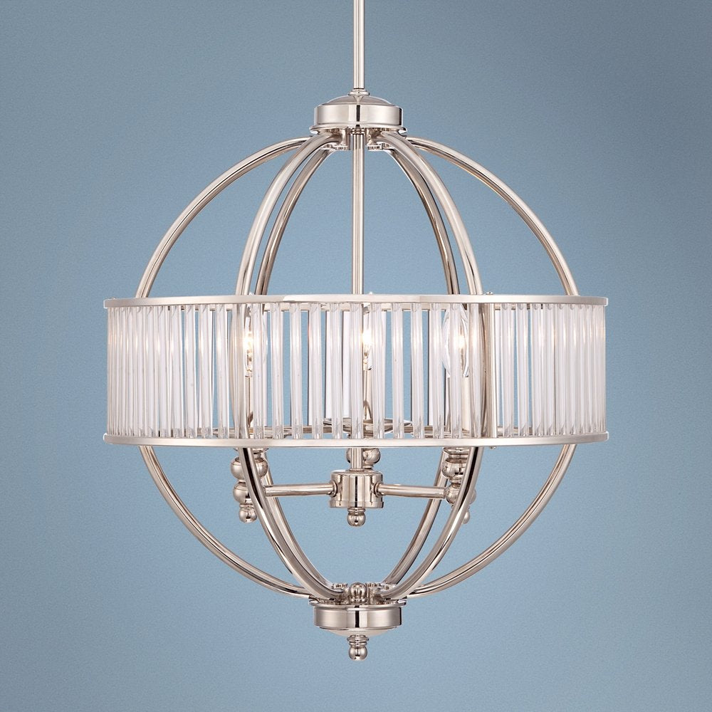 Modern Chic 3 Light Pendant