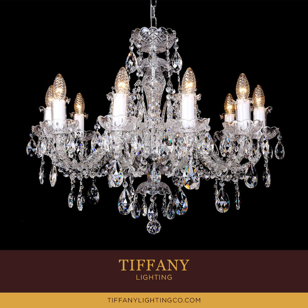 Classic Crystal Luxury Chandelier