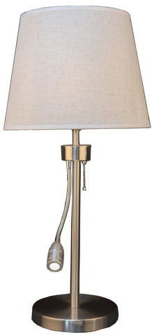 Modern Desk Table Lamp with LED Light