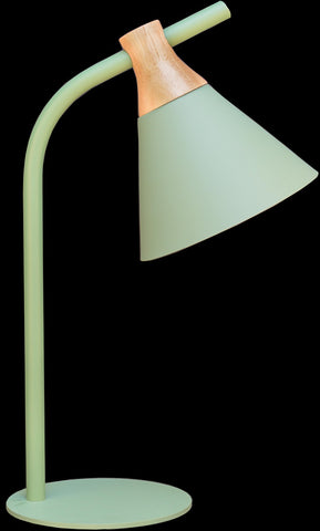 Green Modern Kids Table Lamp