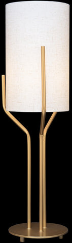 Nordic Bronze Table Lamp