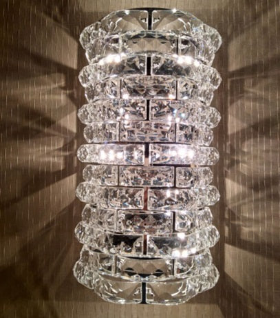 Modern Luxury crystal Wall Lamp