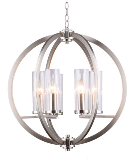 Modern Round Pendant Light