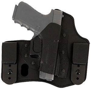"Desantis Intruder Tuckable Holster For M&P 9/40, M&P CPT 9/40, SD9, SD40 4"" M9Z0"