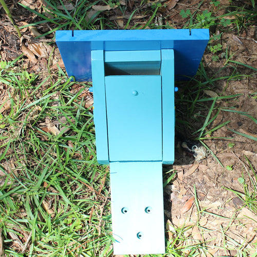 Bucklee's Naturals Blue Bird Nest Box