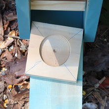 Load image into Gallery viewer, Bucklee's Naturals Blue Bird Nest Box