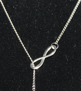 Buck Lee's Naturals Infinity With Cowboy Boot Fashion Necklace