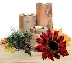 Buck Lee's Naturals Crepe Myrtle Tea Candle Pillars Buy 4 Get One Free