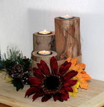 Load image into Gallery viewer, Buck Lee's Naturals Crepe Myrtle Tea Candle Pillars Buy 4 Get One Free