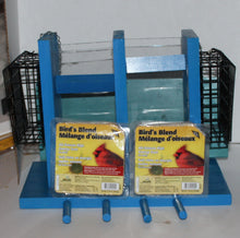 Load image into Gallery viewer, Bucklee's Naturals Multi Species Birdseed/Suet Feeder Bar