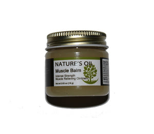 Buck Lee's Natures Oil Muscle Balm 0.63oz