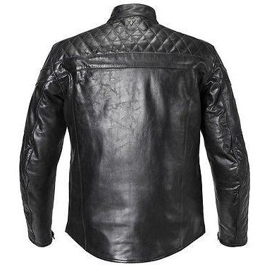 Triumph Mens Custom Quilted Leather Jacket