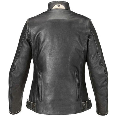 Triumph Ladies Raven Leather Jacket