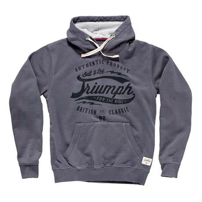 Triumph Ladies Lacey Zip Up Hoodie
